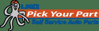 LKQ Pick Your Part Logo